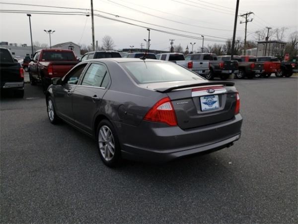 Ford Fusion 2011 $4836.00 incacar.com