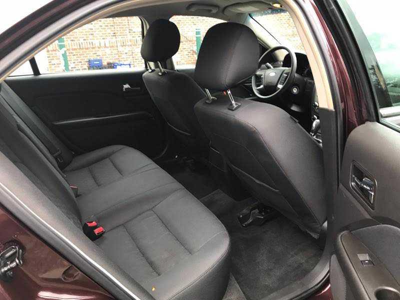 Ford Fusion 2011 $3999.00 incacar.com