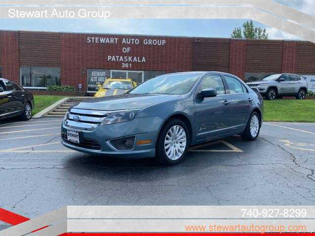 used Ford Fusion 2011 vin: 3FADP0L38BR264420