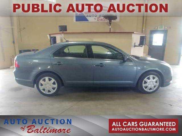 Ford Fusion 2011 $3400.00 incacar.com