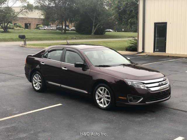 Ford Fusion 2011 $3950.00 incacar.com