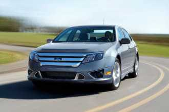 Ford Fusion 2011 $7475.00 incacar.com