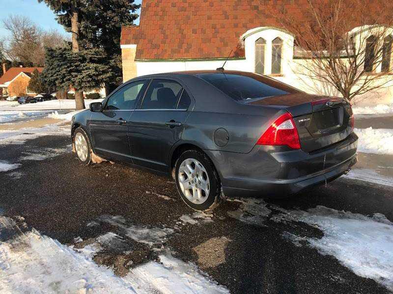 Ford Fusion 2011 $5800.00 incacar.com