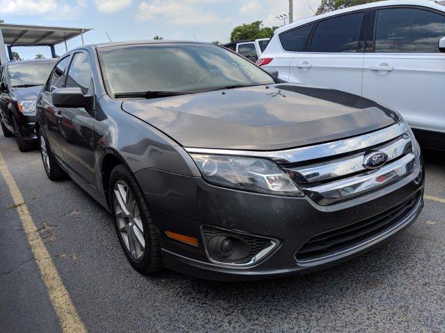 Ford Fusion 2012 $6544.00 incacar.com