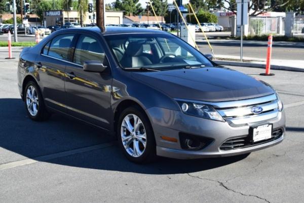 Ford Fusion 2012 $4490.00 incacar.com