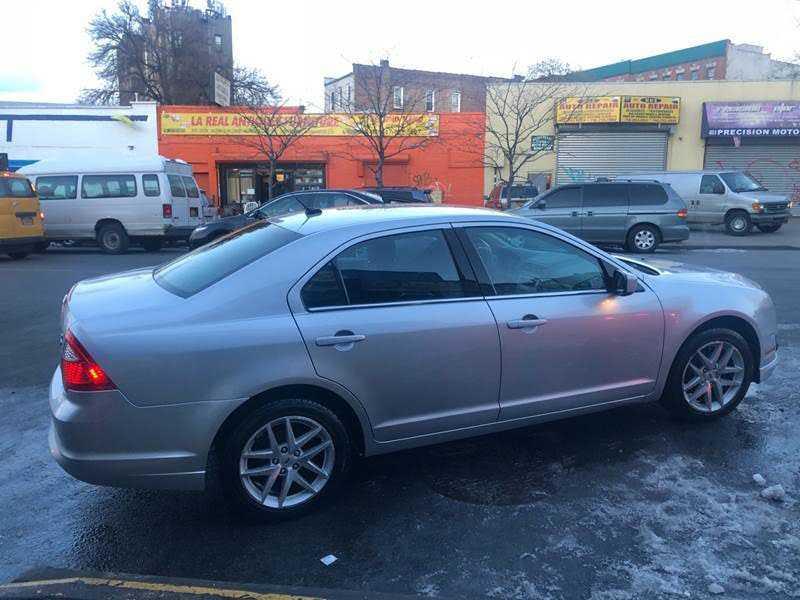 Ford Fusion 2012 $4895.00 incacar.com