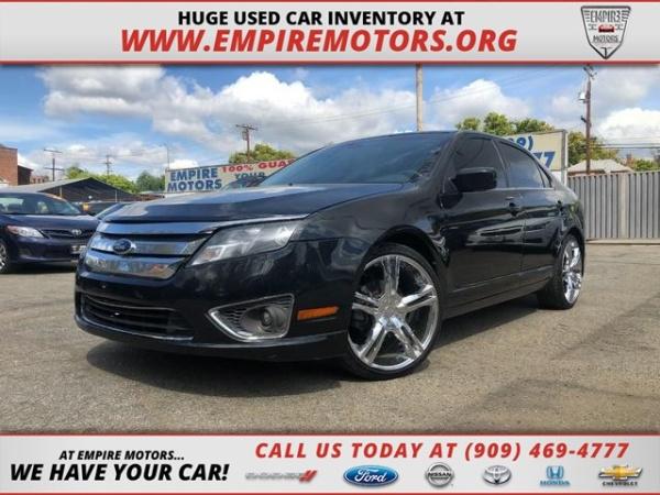 Ford Fusion 2012 $5995.00 incacar.com