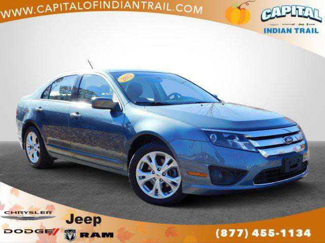 Ford Fusion 2012 $7662.00 incacar.com