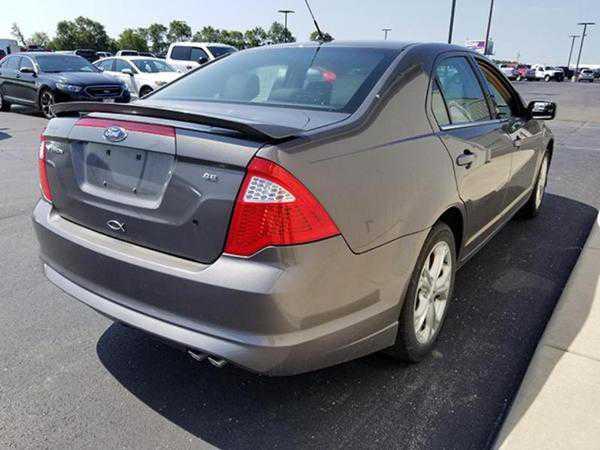 Ford Fusion 2012 $4200.00 incacar.com