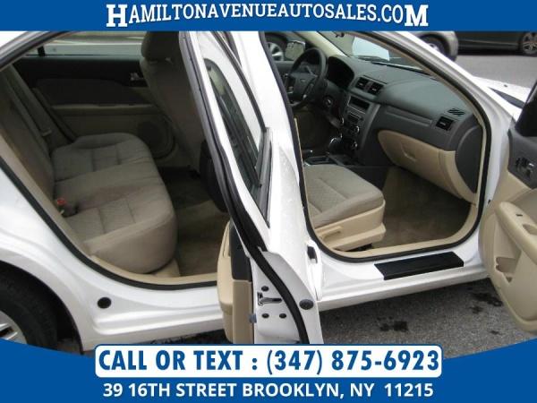 Ford Fusion 2012 $3911.00 incacar.com