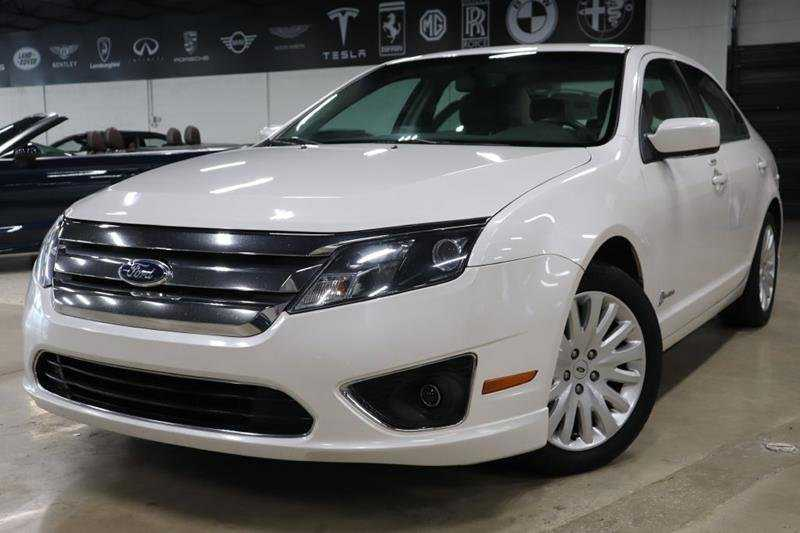 used Ford Fusion 2012 vin: 3FADP0L35CR206928