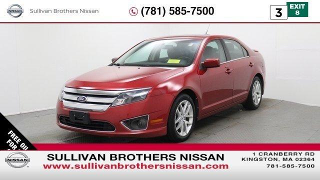 Ford Fusion 2012 $10921.00 incacar.com