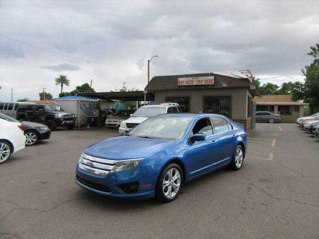 Ford Fusion 2012 $4150.00 incacar.com