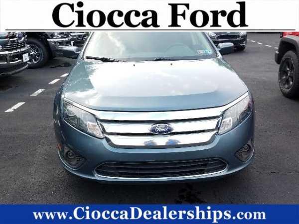 Ford Fusion 2012 $4591.00 incacar.com