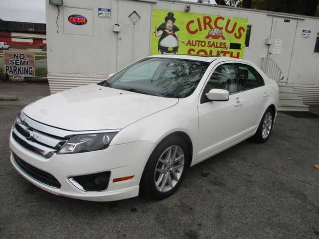 used Ford Fusion 2012 vin: 3FAHP0JG7CR118924