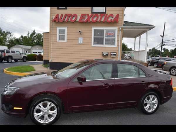 Ford Fusion 2012 $3695.00 incacar.com