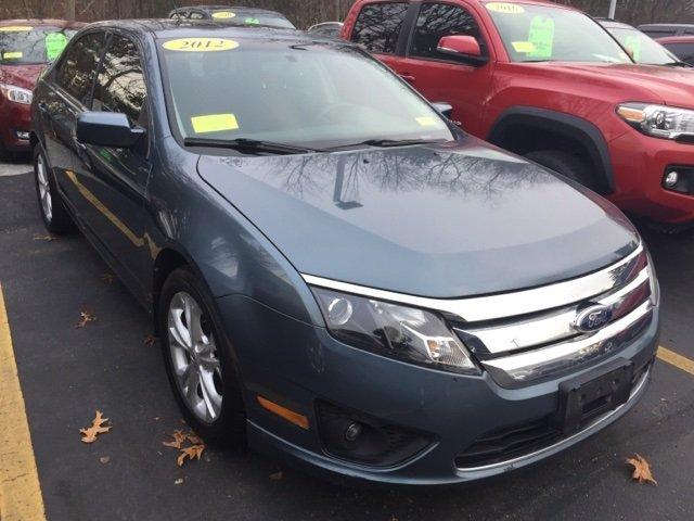 Ford Fusion 2012 $7995.00 incacar.com