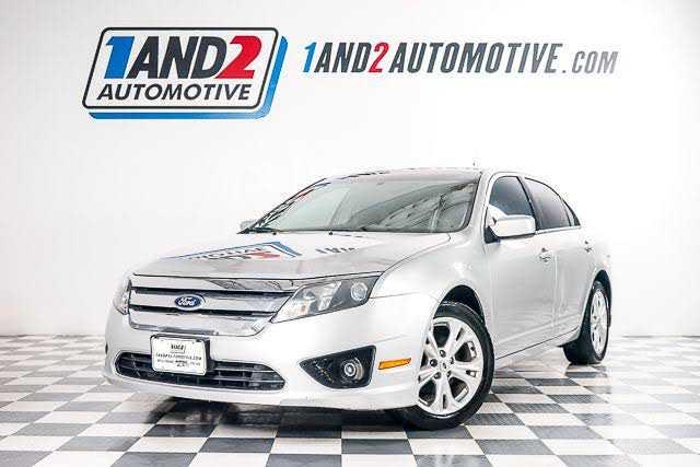 Ford Fusion 2012 $4288.00 incacar.com