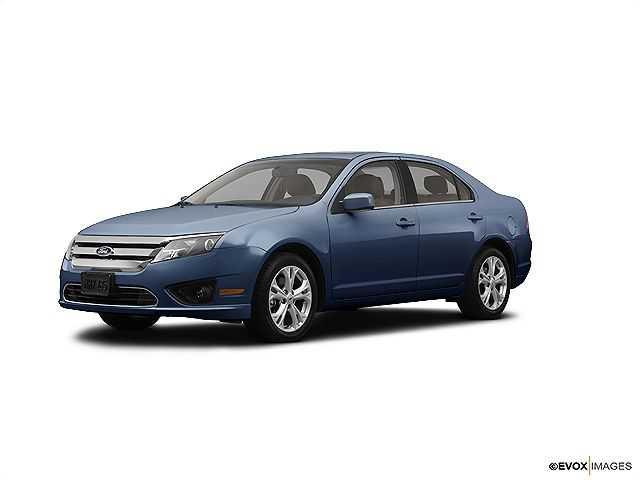 Ford Fusion 2012 $12000.00 incacar.com