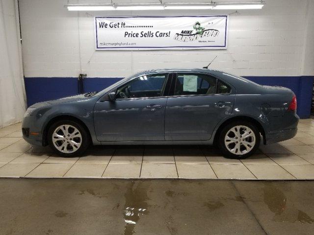 Ford Fusion 2012 $6990.00 incacar.com