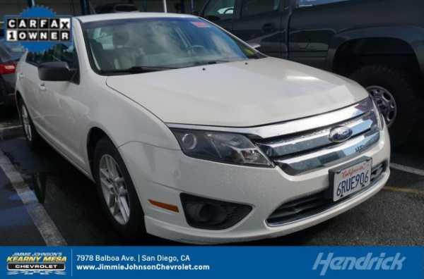 Ford Fusion 2012 $9499.00 incacar.com