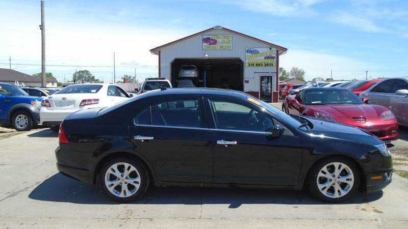 Ford Fusion 2012 $2999.00 incacar.com
