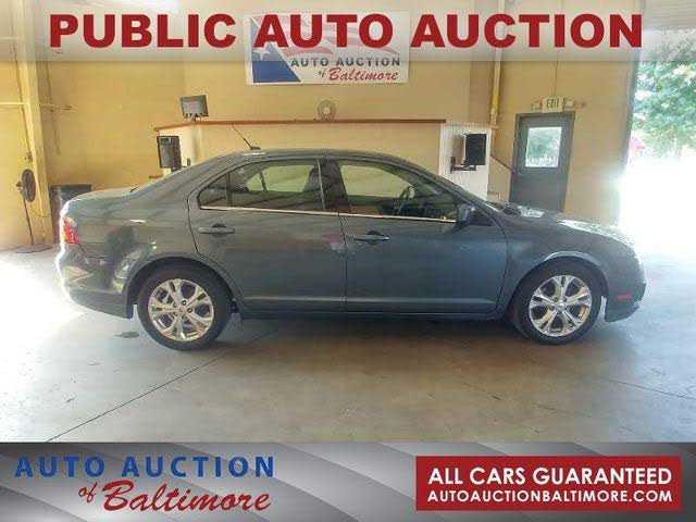 Ford Fusion 2012 $3900.00 incacar.com