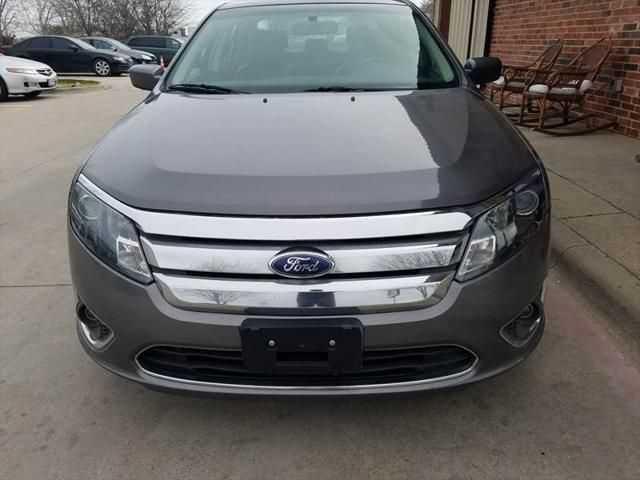 Ford Fusion 2012 $3490.00 incacar.com