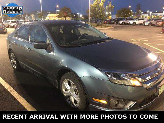 Ford Fusion 2012 $9631.00 incacar.com