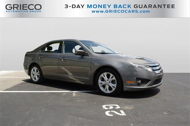 Ford Fusion 2012 $4999.00 incacar.com