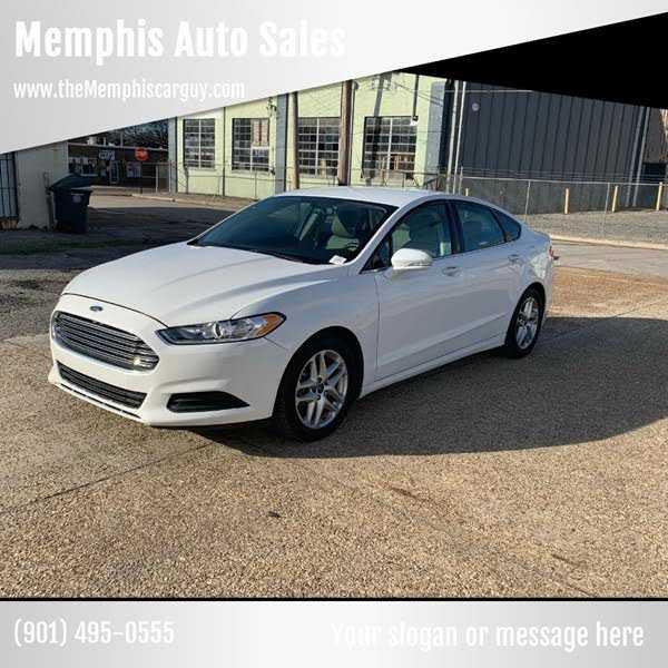 Ford Fusion 2013 $4985.00 incacar.com