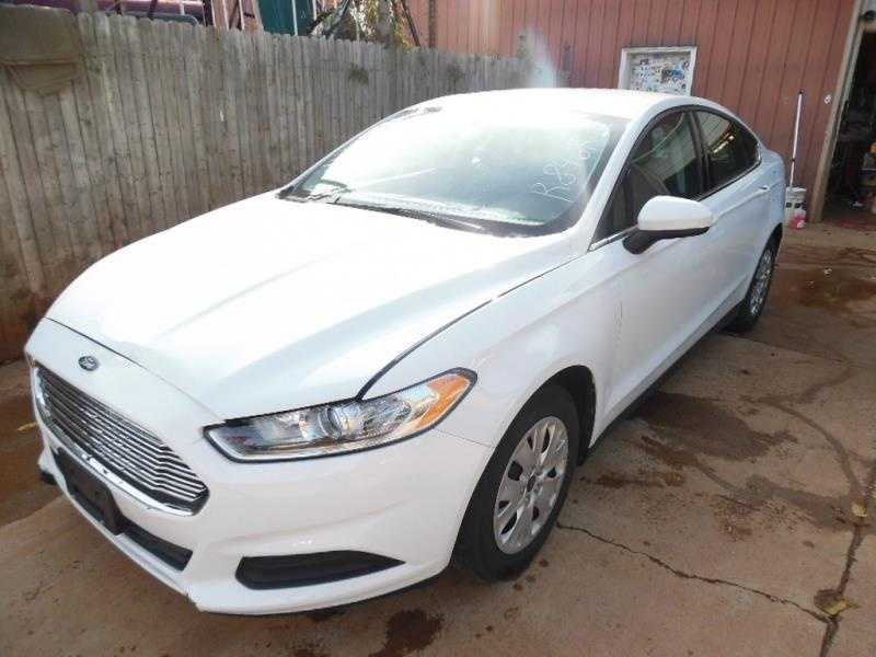 used Ford Fusion 2013 vin: 3FA6P0G70DR298263