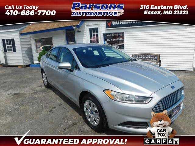 Ford Fusion 2013 $8499.00 incacar.com