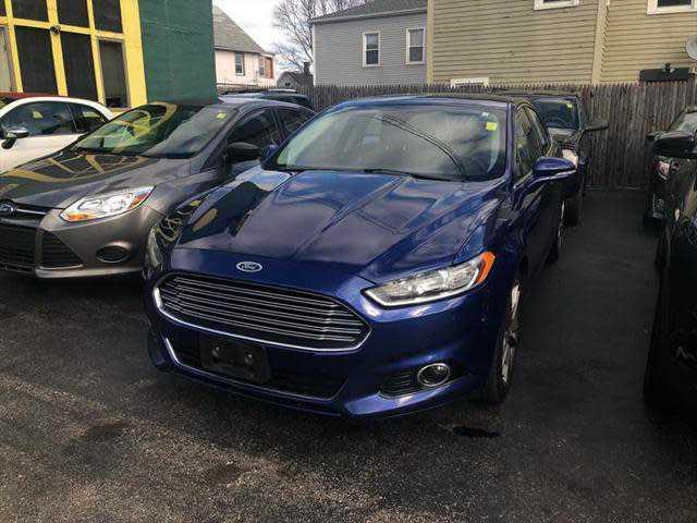 Ford Fusion 2013 $13995.00 incacar.com
