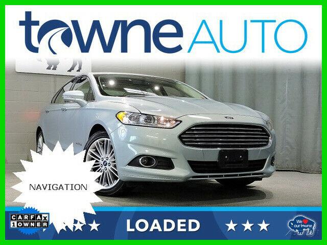 Ford Fusion 2014 $12450.00 incacar.com
