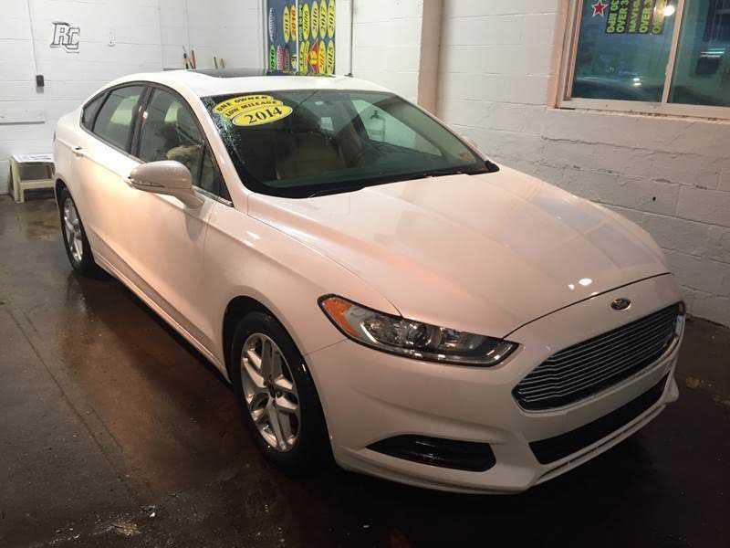 Ford Fusion 2014 $14375.00 incacar.com