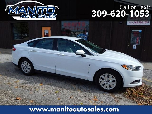 used Ford Fusion 2014 vin: 1FA6P0G7XE5394289