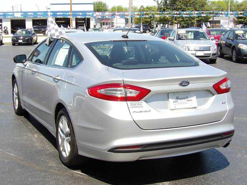 Ford Fusion 2014 $11988.00 incacar.com