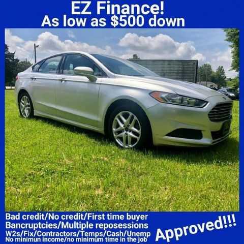 Ford Fusion 2014 $9300.00 incacar.com