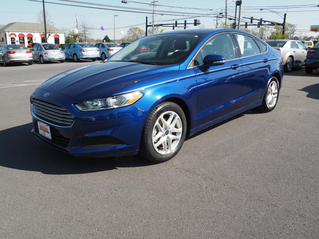 Ford Fusion 2015 $14465.00 incacar.com