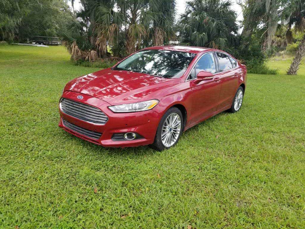 Ford Fusion 2015 $4699.00 incacar.com
