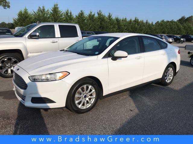 Ford Fusion 2015 $6874.00 incacar.com