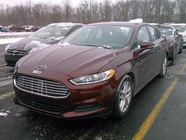 Ford Fusion 2015 $8495.00 incacar.com