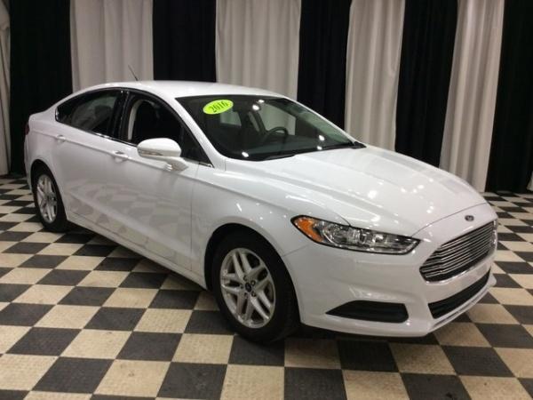 Ford Fusion 2016 $16999.00 incacar.com