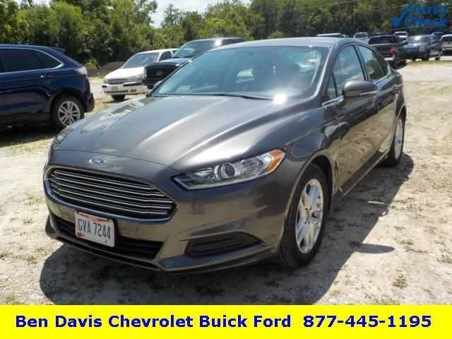 Ford Fusion 2016 $14369.00 incacar.com