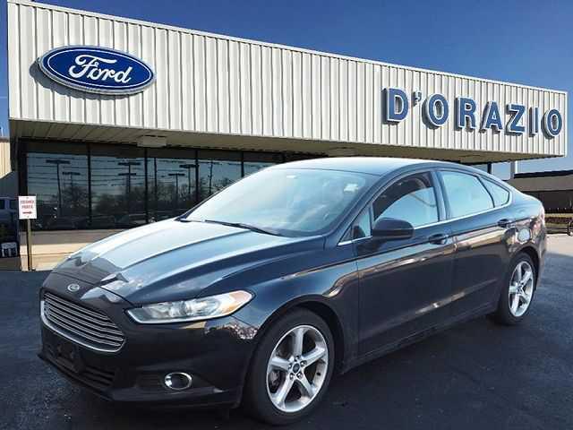 Ford Fusion 2016 $13966.00 incacar.com