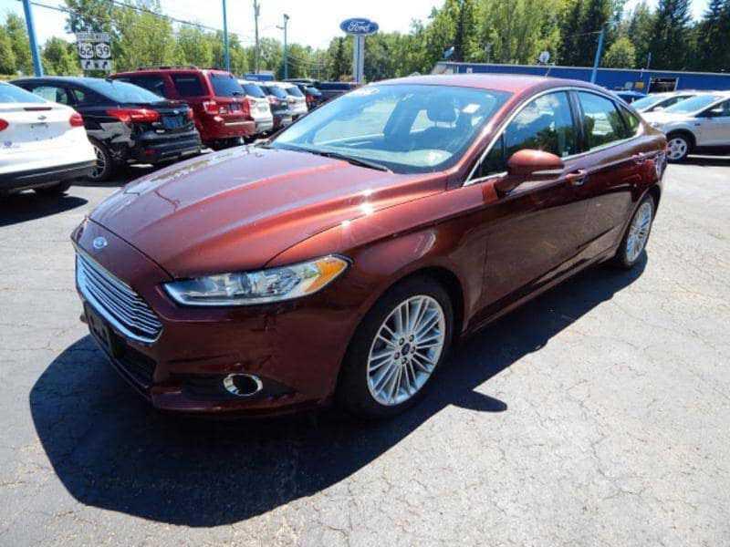 Ford Fusion 2016 $17875.00 incacar.com