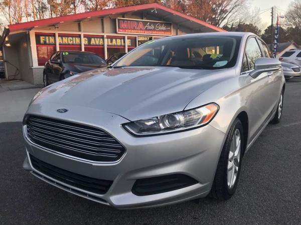 Ford Fusion 2016 $8977.00 incacar.com