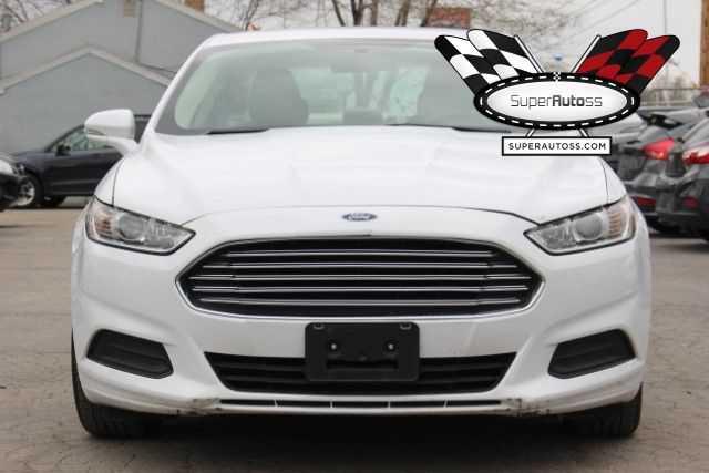 Ford Fusion 2016 $7950.00 incacar.com