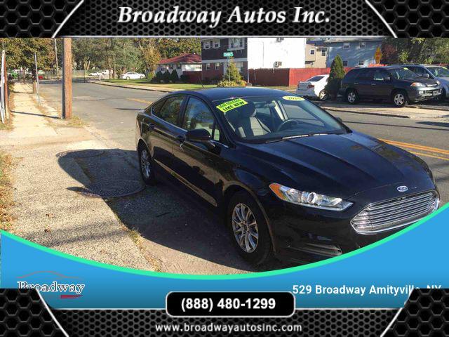 Ford Fusion 2016 $13495.00 incacar.com